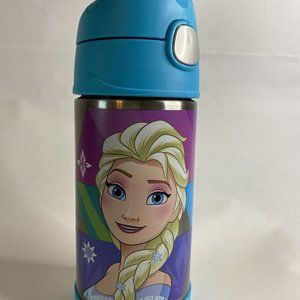 12 Oz. Frozen, Elsa And Anna THERMOS Funtainer Wit